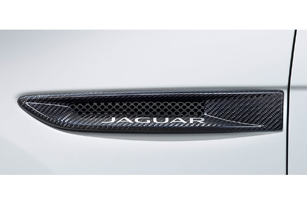Jaguar E-Pace Carbon Fibre Vents